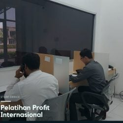 Staff HRD Pelatihan Profit Internasional