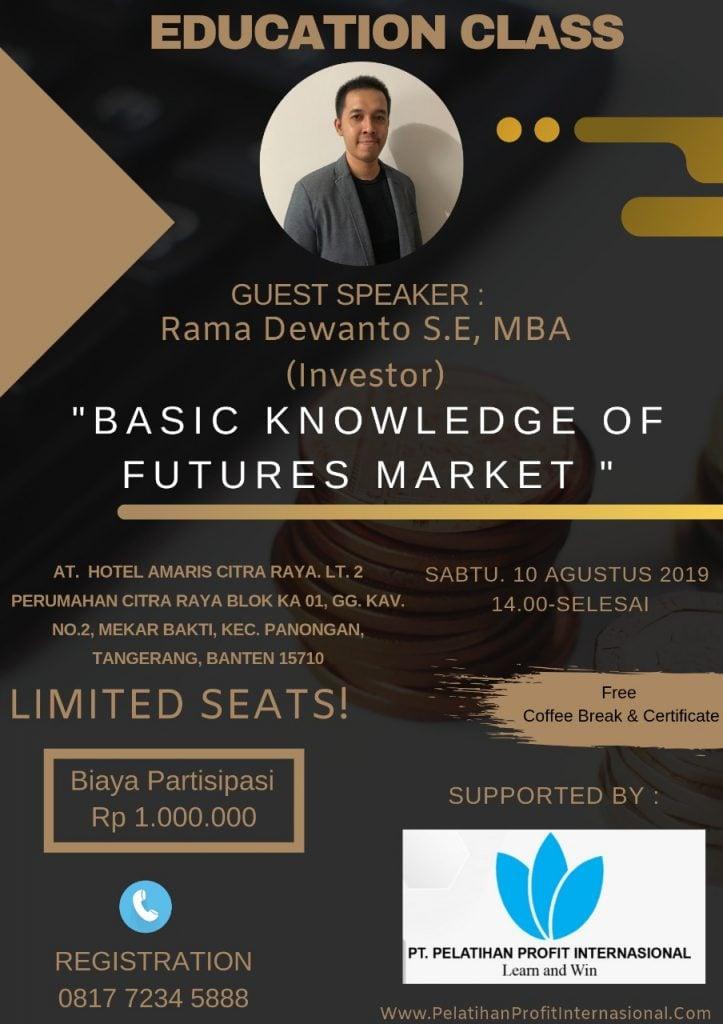 Basic Knowledge Of Futures Market