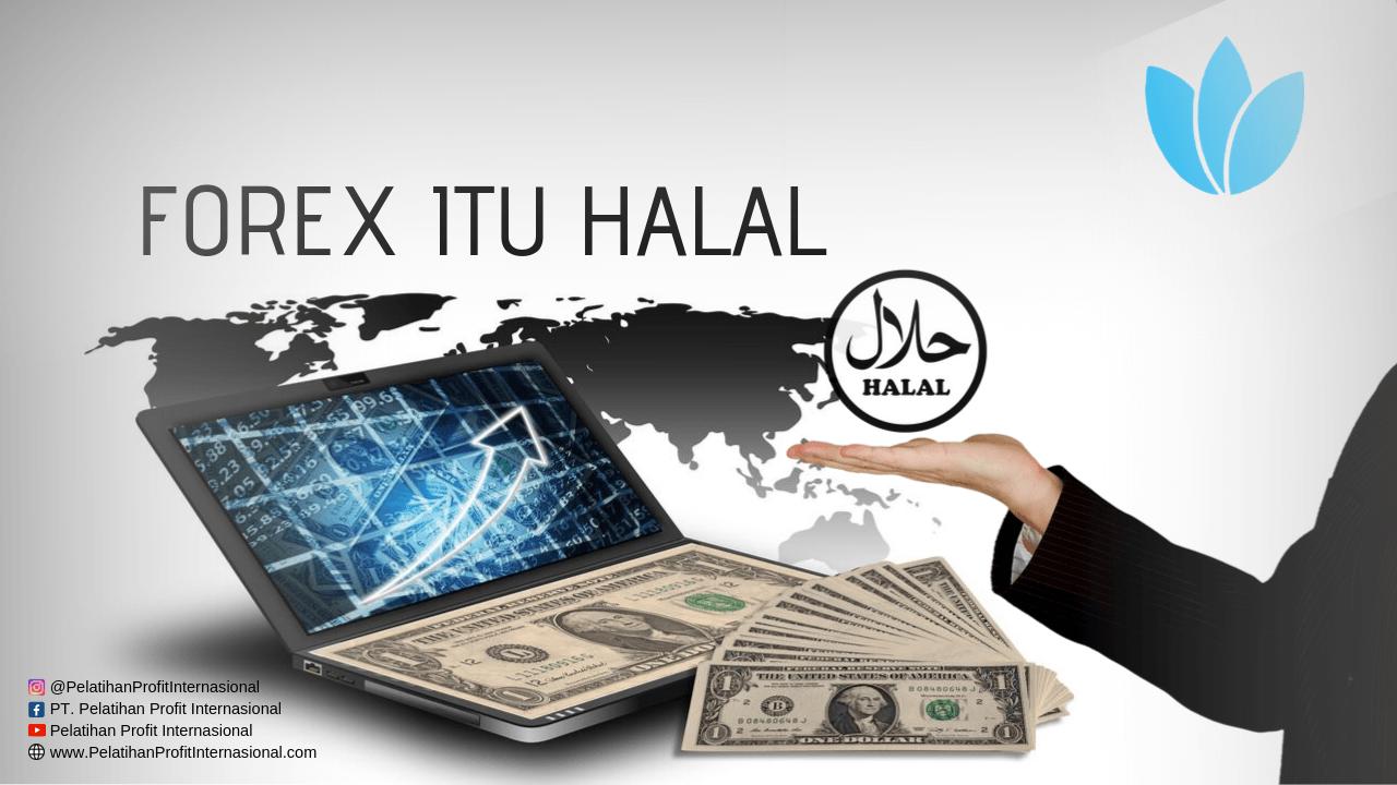 Forex halal