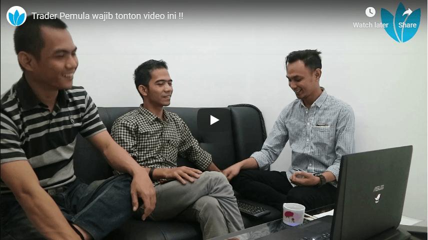 Trader Pemula Wajib Tonton Video Ini !! #Part 1