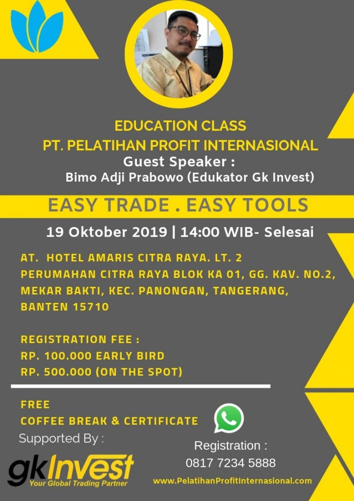 Easy Trade, Easy Tools