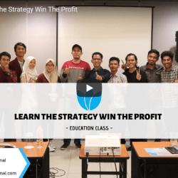 Edukasi Learn The Strategy Win The Profit
