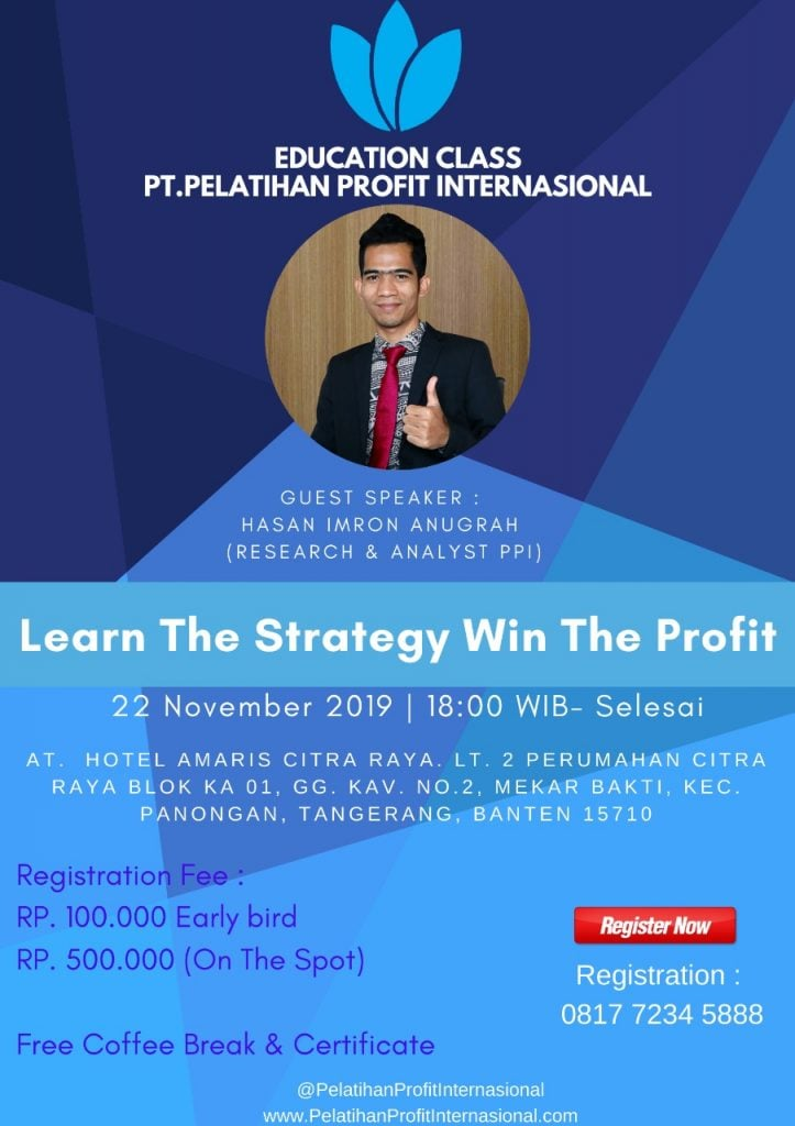 Learn The Strategy Win The Profit