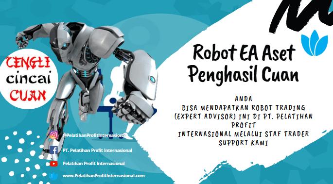 Robot EA Aset Penghasil Cuan