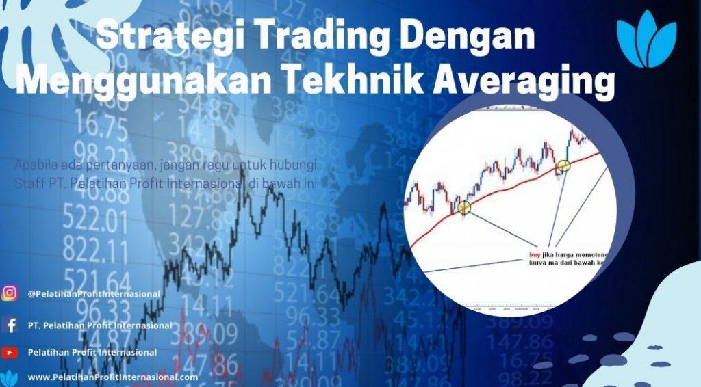 Strategi Trading Dengan Menggunakan Tekhnik Averaging