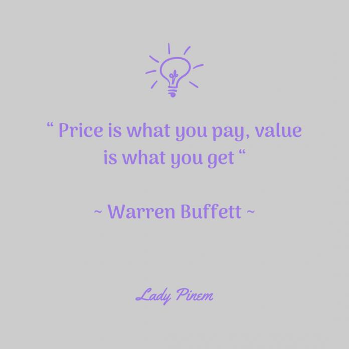 Description: https://ladypinem.com/investasi/wp-content/uploads/2018/05/Harga-vs-Nilai-Kutipan-Investasi-Terbaik-Warren-Buffett-696x696.png