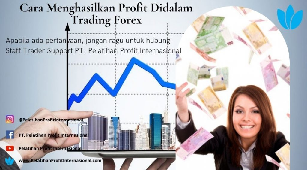 Cara Menghasilkan Profit Didalam Trading Forex