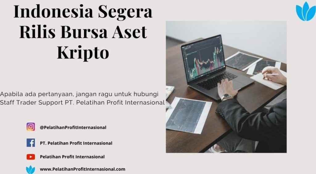 Indonesia Segera Rilis Bursa Aset Kripto