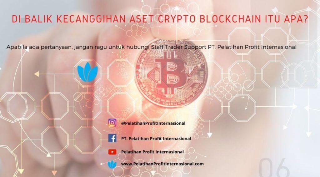 Di Balik Kecanggihan Aset Crypto Blockchain Itu Apa?