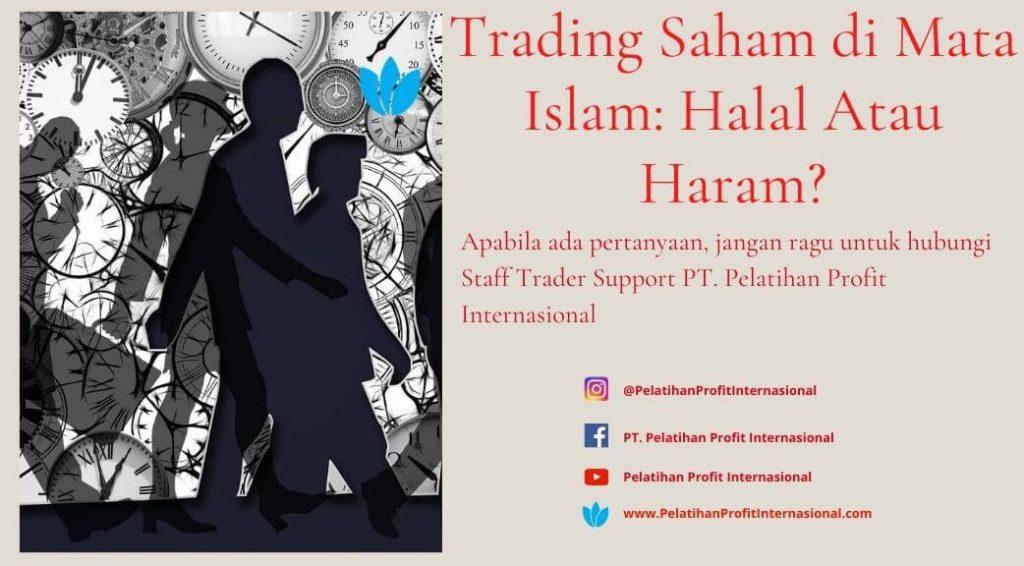 Trading Saham di Mata Islam: Halal Atau Haram?