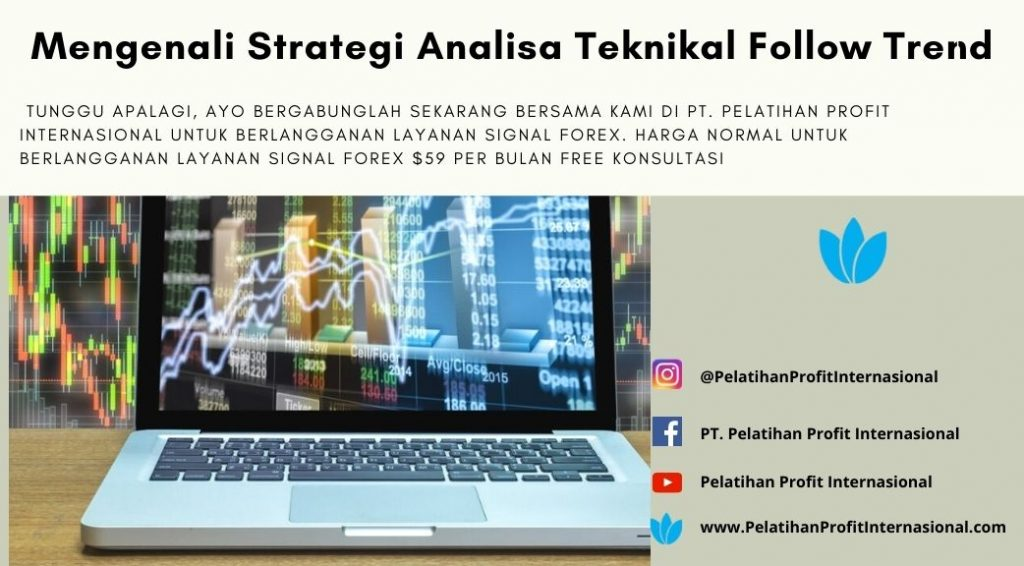 Mengenali Strategi Analisa Teknikal Follow Trend