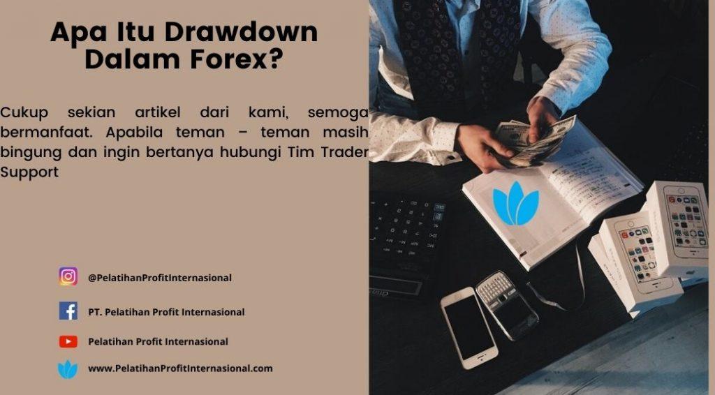 Apa Itu Drawdown Dalam Forex?